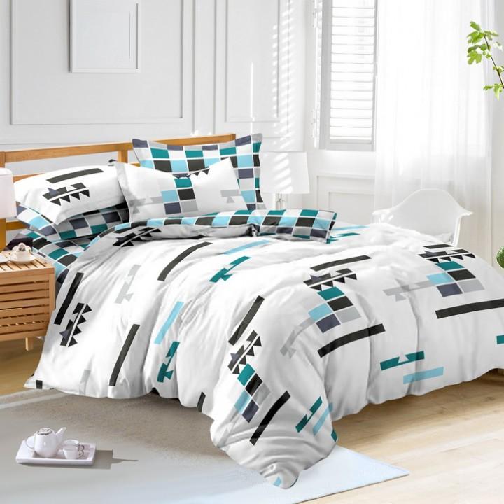 Пододеяльник 1.5 спальный поплин - 891
