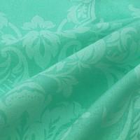 Простыня на резинке 200х200х25 поплин - Бирюза