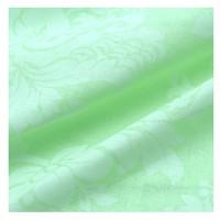 Простыня 150х220 см - поплин - Изумруд