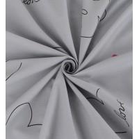 Постельное белье поплин 2 спальное - PL-1768