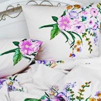 Полукомплект постельного белья, поплин 1.5 спальное PT-205