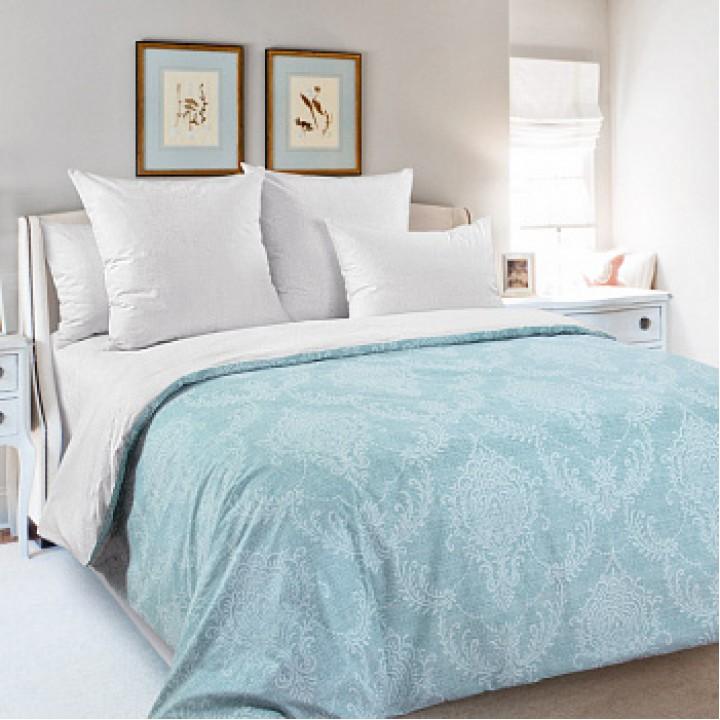 Постельное белье перкаль 1.5 спальное  TD-20230-4,Шантильи.