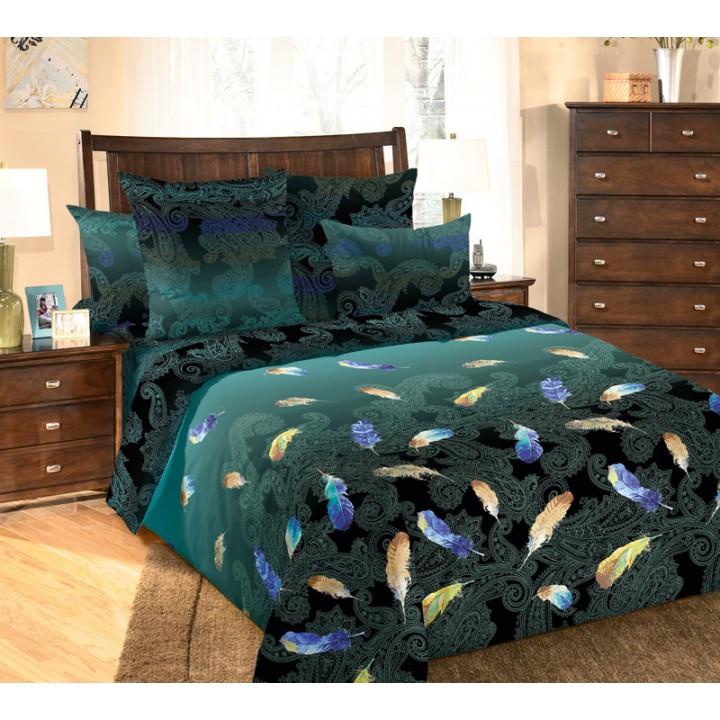 Постельное белье перкаль 2 спальное - Дуновение