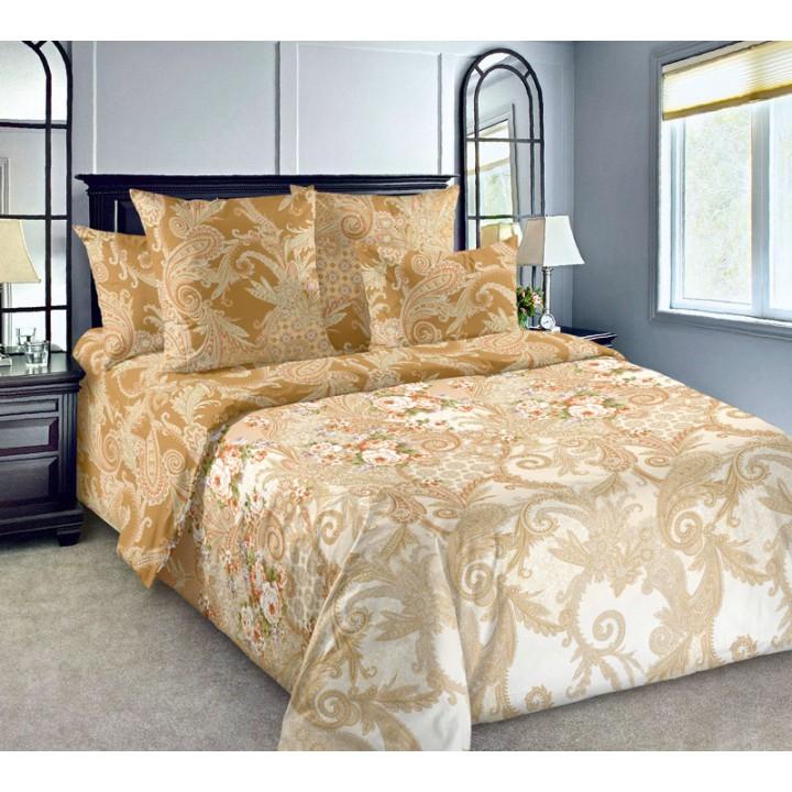 Постельное белье перкаль 2 спальное - TD-20740-1 Бенефис