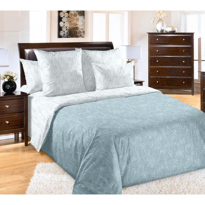 Постельное белье перкаль 2 спальное - Изгиб