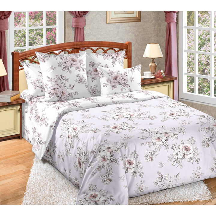 Постельное белье перкаль 2 спальное - Виктория
