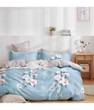 Комплект постельного белья ЕВРО сатин  DA 4-7 Постельное белье