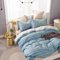 Постельное белье сатин 2 спальное ES-086