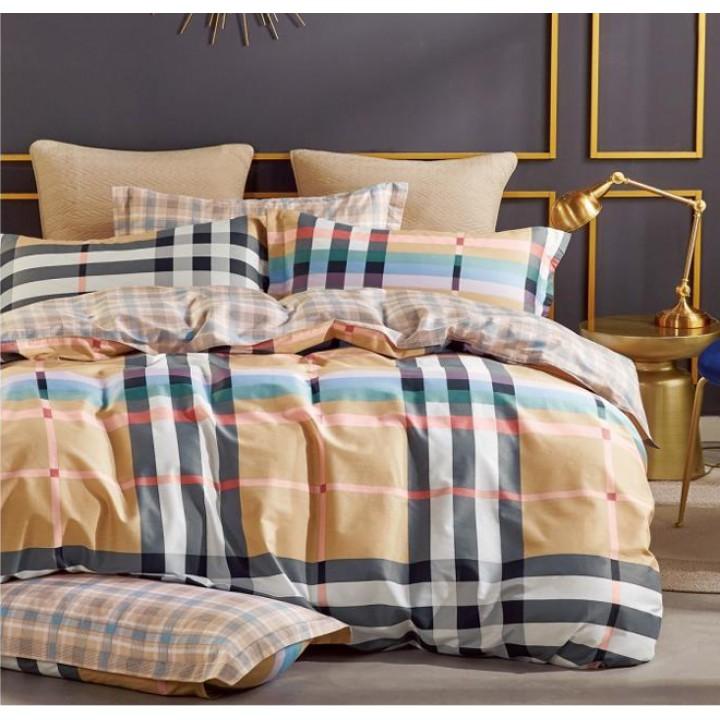 Постельное белье сатин 2 спальное ES-986