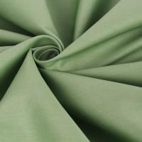Постельное белье сатин 2 спальное Зеленый боб