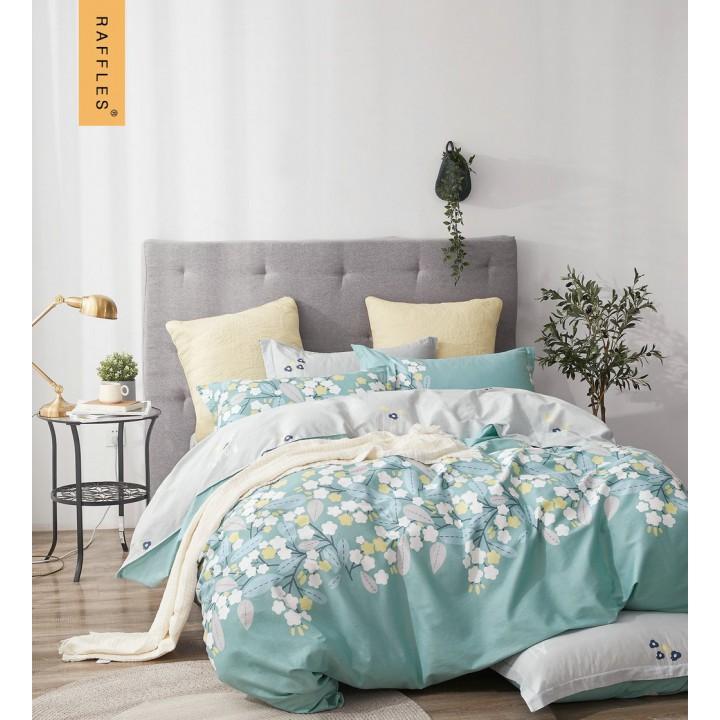 Постельное белье сатин 1.5 спальное PL-3099