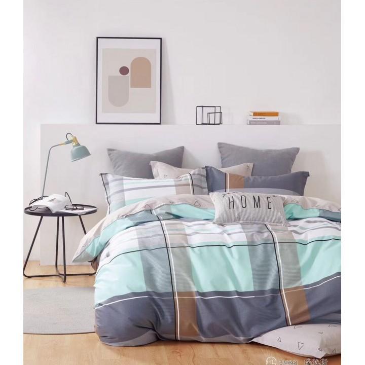 Постельное белье сатин 1.5 спальное PL-3968