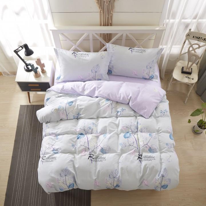 Постельное белье сатин 1.5 спальное PT-1801