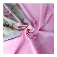 Постельное белье сатин евро с простыней на резинке - PT