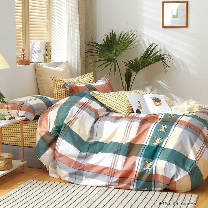Постельное белье сатин 2 спальное PT-2130