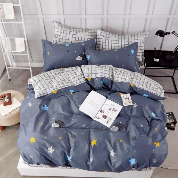 Постельное белье сатин 1.5 спальное PT-2149