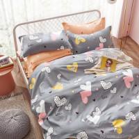 Постельное белье сатин 2 спальное PT-2205