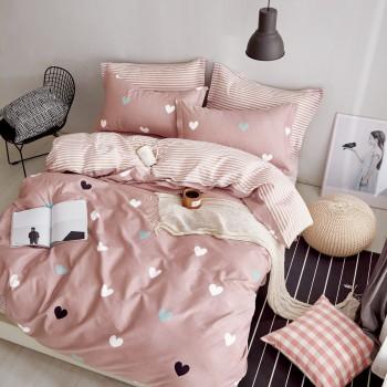 Комплект постельного белья ЕВРО макси сатин  PT-2237