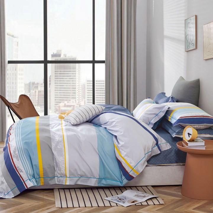 Постельное белье сатин 2 спальное PT-531