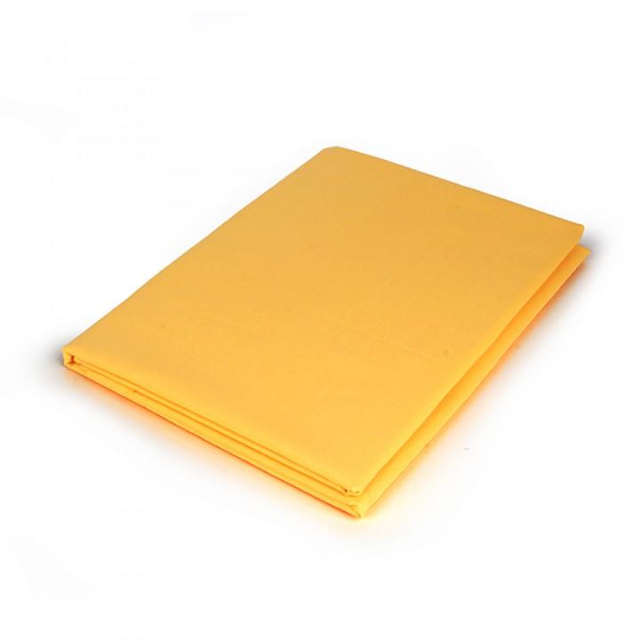 Наволочки 50х70 - 2 шт. сатин -рис. 1750 желтые