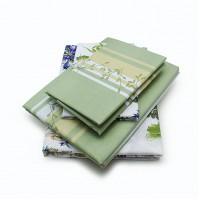 Постельное белье сатин Евро PT-143