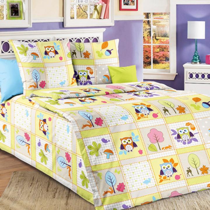 Детское постельное белье бязь 1.5 спальное Дорис
