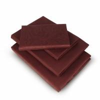 Постельное белье сатин-жаккард премиум 2 спальное K-34