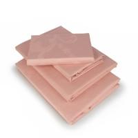 Постельное белье сатин-жаккард премиум ЕВРО L-14