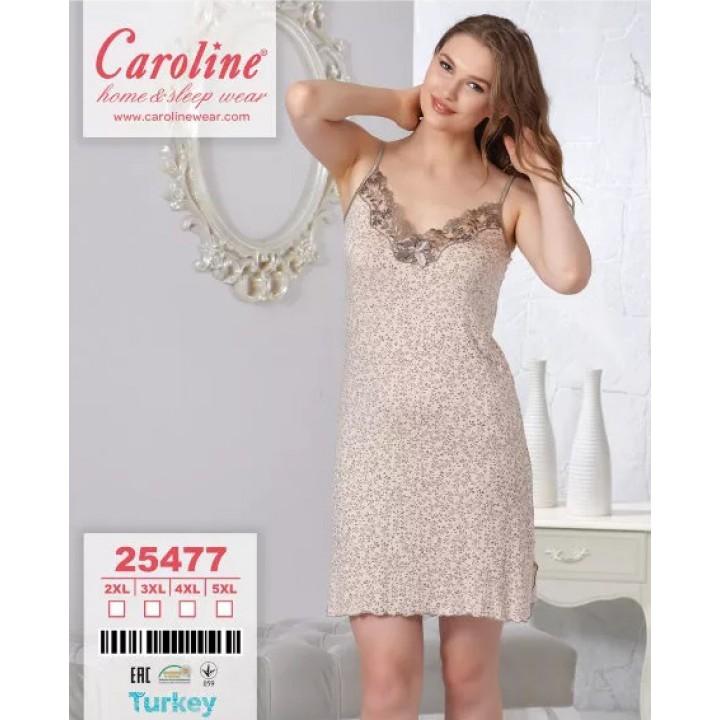 Ночная сорочка 2XL - 5XL Caroline 25477